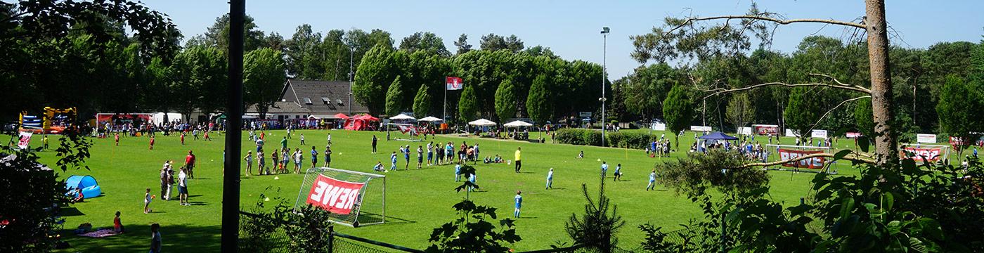 Banner Sportpark Rewe
