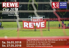 Rewe-Cup Jugendfussball in Uesen-