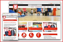 Website TSV Uesen